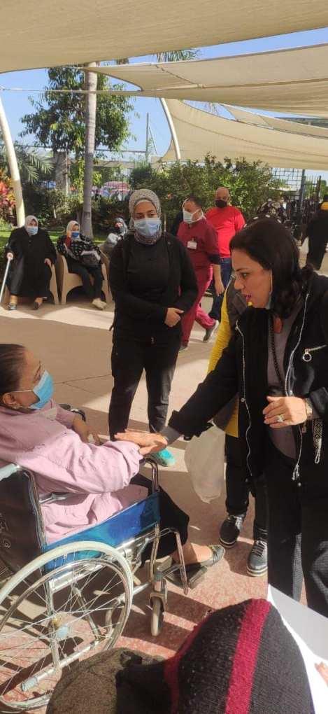 جمعية سحر الحياة لدعم أبطال السرطان فى إستضافة مستشفى ايادى المستقبل بالإسكندرية