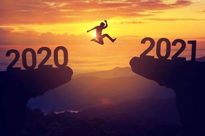 وداعا 2020 مع تحياتي وتقديري