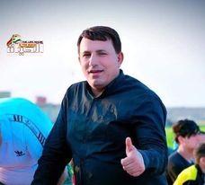 """صورة الكابتن رحيم زهراو """" أطمح بالوصول إلى الدوري التأهيلي مع نادي المجرالكبير"""