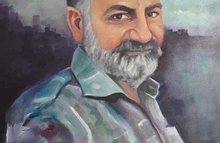 فيصل جابر عاشق الفن الذي سار في ركبه حتى شاب رأسه ولحيته