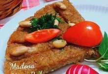 """صورة طبخات بنت الشام""""كبة البرغل والبطاطا بالصينية بحشوة الجبنة"""""""