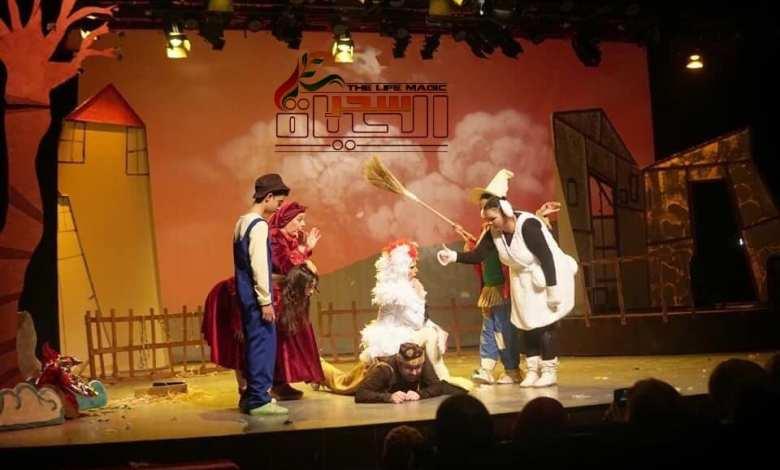 أحمد السيد مسرحية نجمة الأحلام تعيد لمسرح الطفل ألقه وحضوره
