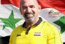 """صورة المدرب الوطني والنجم السابق عساف خليفة """" عالم التدريب مليئ بالصعوبات"""""""