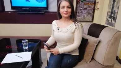 """صورة ريما يوسف """"العمل الإعلامي لا يتجزأ والإعلام يحتاج إلى تراكم فكري وثقافي وأدبي"""""""