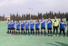 صورة الدوري السوري بكرة القدم للسيدات