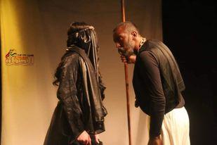 """صورة رياض محمد معلا """" سعيد بأصداء مسرحية """"ليل العبيد"""" .. والمسرح ملجأ أمين أحتمي به"""