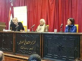 """الدكتور حسن حميد يوقع روايته """"الجرجماني"""" في ثقافي أبورمانة"""