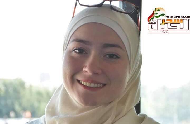 """سيرين حاج حسن"""" طموحي تمثيل سورية برياضة التايكوندو..وترك بصمة في مجال الاعلام"""