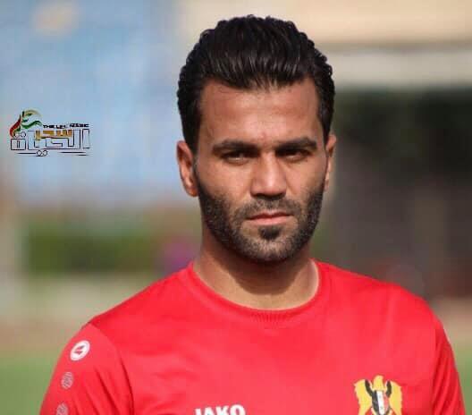 """محمد الواكد """" نجم المنتخب الوطني السوري و هداف الدوري لسنوات"""