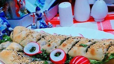 """صورة طبخات بنت الشام """" تحضير معجنات بالسبانخ"""""""