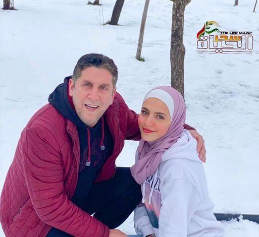 محمد قنوع يهنئ ابنته ماسة في عيد ميلادها بهذه الكلمات