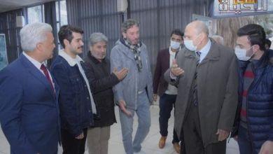 """صورة توفيق اسكندر هكذا تلقت أهل حلب عروض فيلم """"أنت جريح """""""