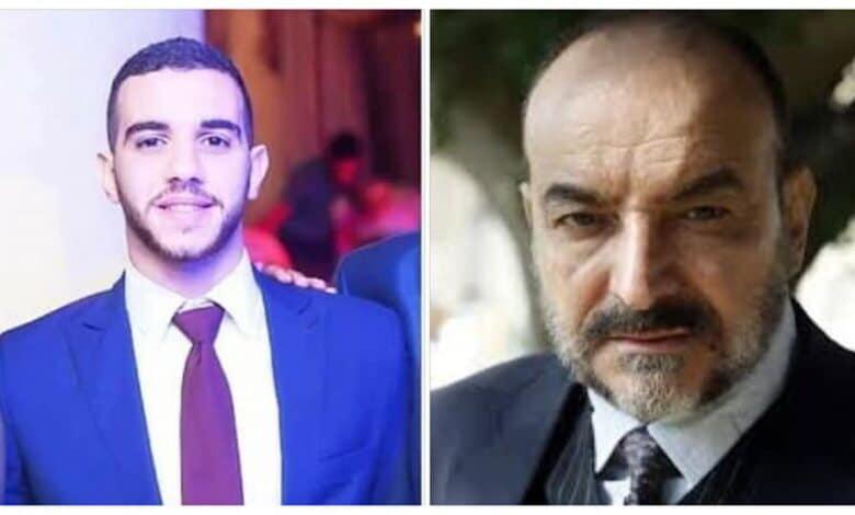 أحمد صادق الحمدلله ابني مجدي حر في البيت