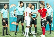 """صورة حكم مواجهة الأهلي والزمالك: """"الديربي"""" المغربي كان نقطة تحول في مساري المهني"""
