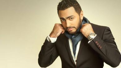 صورة تامر حسن لمحمد سامي بفتخر إنى قدمتك واكتشفت مخرج عظيم زيك