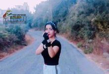 """صورة المدربة واللاعبة ليلى فتاحي"""" الثقة بالنفس أهم شيء لكل فتاة تلعب الرياضات القتالية وفنون الدفاع عن النفس"""