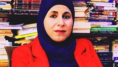صورة بديعة النعيمي:محاربة المؤسسات الثقافية في القدس من أخطر القضايا التي تتعرض لها