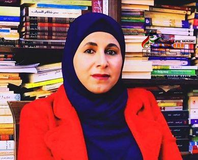 بديعة النعيمي:محاربة المؤسسات الثقافية في القدس من أخطر القضايا التي تتعرض لها