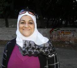 """صورة نجمة كرة الطاولة السورية السابقة سوزان محاسن"""" أتمنى المعافاة التامة لهذه الرياضة الجميلة الراقية """""""