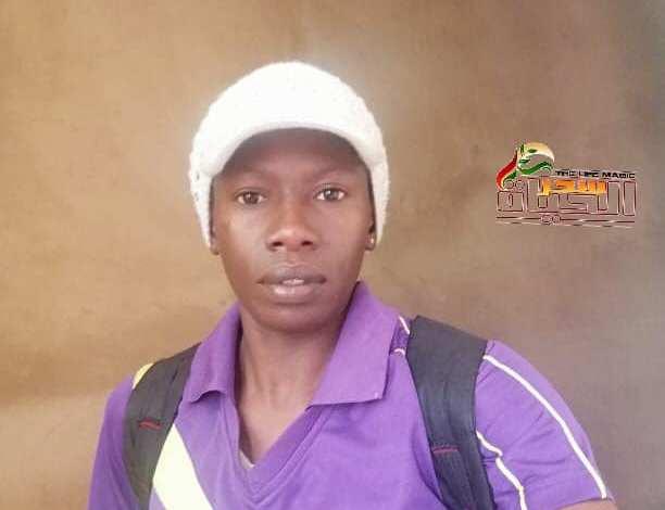 لقاء حصري مع نجمة من نجوم المنتخب السوداني بكرة القدم نضال عبد الفتاح