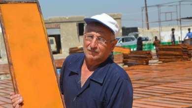 """صورة بلال زبيبي.. يعود بــ """"قمر الدين"""" الغوطة من """"تحت الصفر"""""""