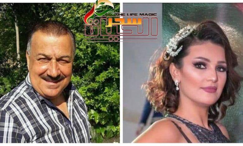 """عباس الحاوي """" مجد نعيم الأداء الصادق والانتباه لأدق التفاصيل أمام مايك الإذاعة"""