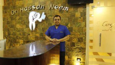 صورة د.حسن نجم يوضح أسباب رائحه الفم الكريهة وكيفية علاجها