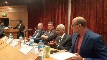 صورة نجاح باهر للمؤتمر العربي الثاني عشر للقصة الشاعرة