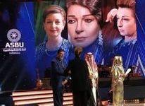 """صورة نادين خوري """" أي تكريم لا يعني فقط جائزة إنما هو مسؤولية أمام جمهوري وكل من يقدر عمل الفنان وجهده"""