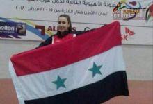 صورة إيناس العيسمي نجمة كرة اليد السورية في حديث خاص عنها وعن كرة اليد السورية