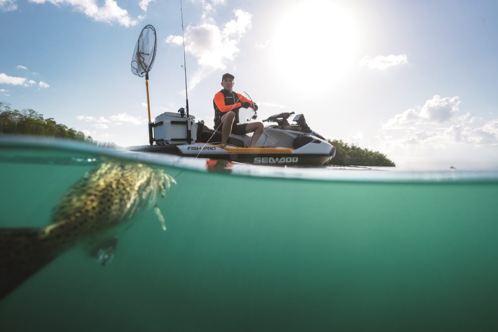 medium resolution of 2019 sea doo fish pro 155 watercraft designed for pwc fishing