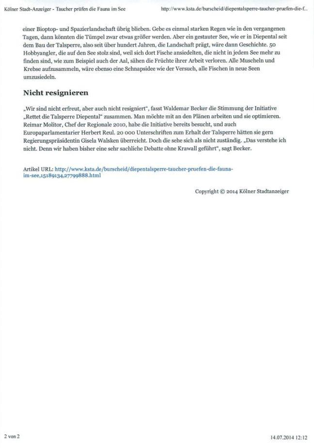 Artikel Diepentalsperre2