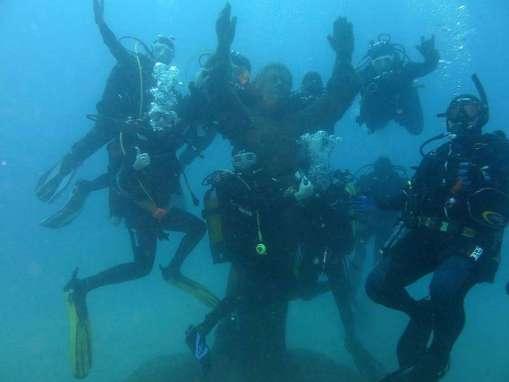 Esami subacquei Albenga 2014