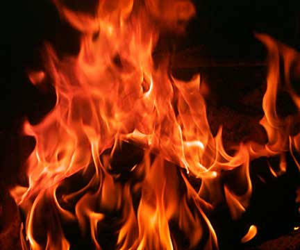 Too hot to handle? How your hands help you decide if a burn needs medical attention