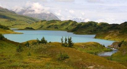Lost Lake, Seward, Alaska