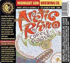 Arctic Rhino Coffee Porter