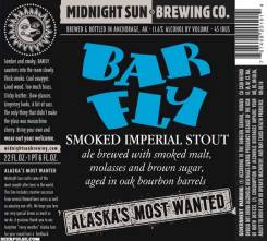 Bar Fly Smoked Imperial Stout
