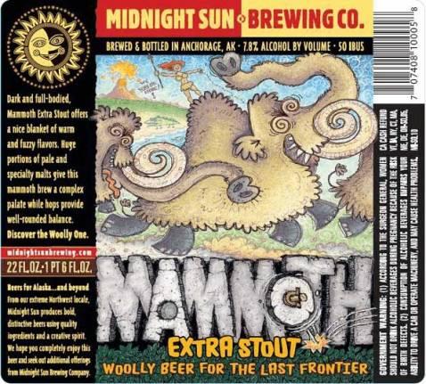 Mammoth Extra Stout
