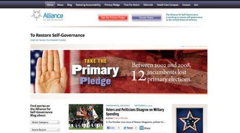 Portfolio: Alliance for Self Governance
