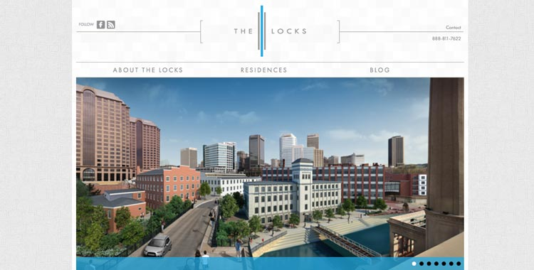 Portfolio: The Locks – Richmond's new urban apartments