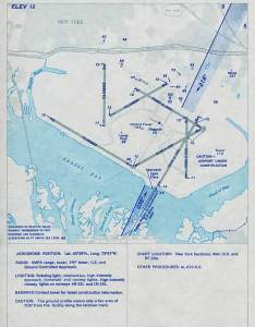 Chart btg also idlewild airport approach plate chart rh seaboardairlines