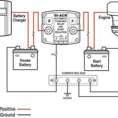 3 Bank Marine Battery Charger Wiring Diagram Simple Car Diagrams Paralleling Switch For House & Engine | Sailing Forums, Page 1