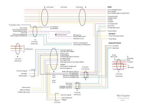 1941 ford headlight switch wiring diagram custom wiring diagram u2022 rh littlewaves co