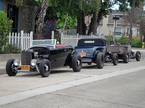Roadster Line Up