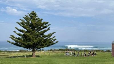 Yoga on the Great Ocean Road - Seacroft