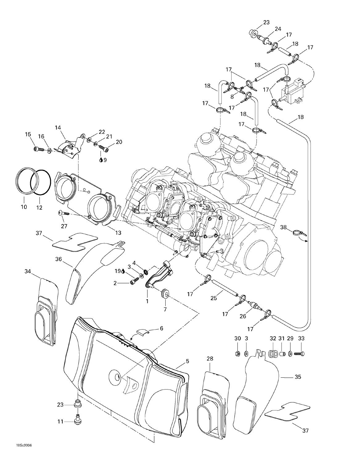 hight resolution of circuit diagram also seadoo 951 engine diagram oil also 2000 seadoo seadoo 951 engine diagram view diagram rotax engine rebuild seadoo