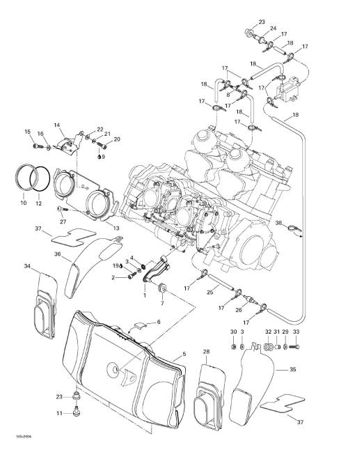 small resolution of circuit diagram also seadoo 951 engine diagram oil also 2000 seadoo seadoo 951 engine diagram view diagram rotax engine rebuild seadoo