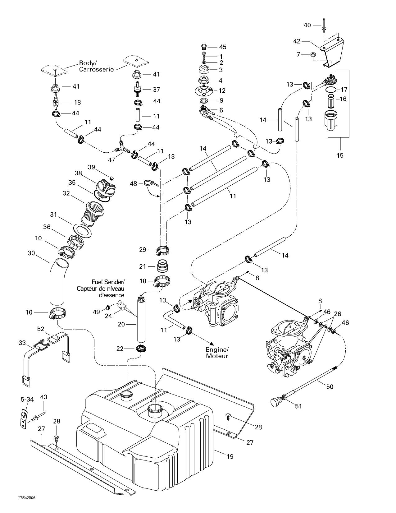 Sea Doo Gts Wiring - Wiring Diagram Database  Sea Doo Gtx Wiring Diagram on