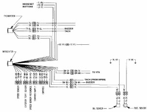 1996 SPX Wiring Diagram | SeaDoo Forum