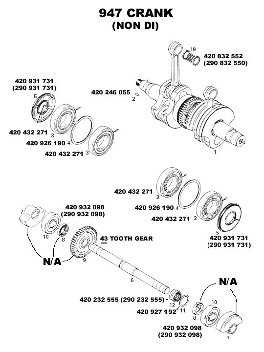 Change Wear Ring Sea Doo Spark.How To Change The Wear Ring